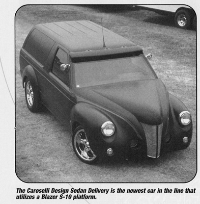 What is Kit Car Illustrated saying about the Rodster street rod?